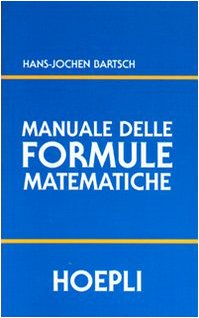 Manuale delle formule matematiche
