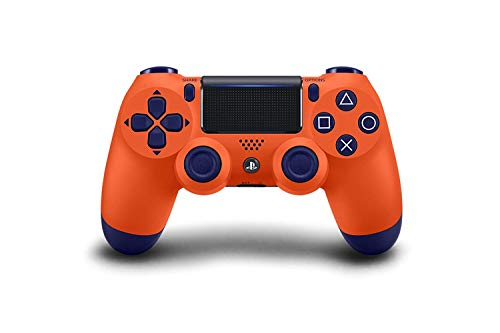 Manette Dual Shock 4 V2 pour PS4 - Sunset Orange