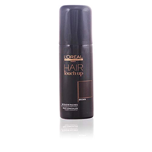 L'Oréal Professionnel Hair Touch Up Spray brown, 75 ml - 3 Stück