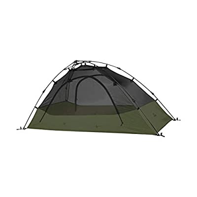 TETON Sports Vista 2 Quick Tent; 2 Person Dome Camping Tent; Easy Instant Setup, Green