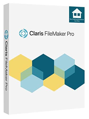 Claris FileMaker Pro 19 Education ESD [PC/Mac Online Code]