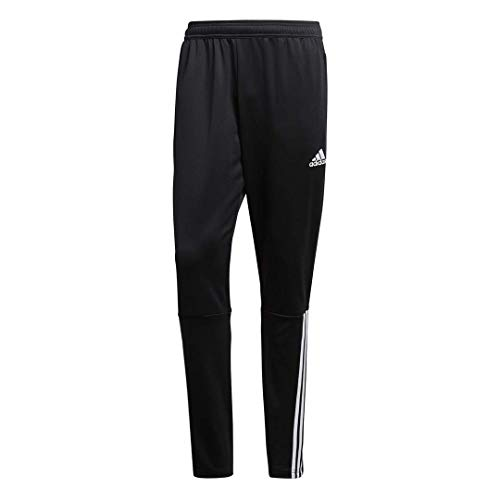 adidas Herren REGI18 TR Pants Trainingshose, Schwarz (Black/White), L