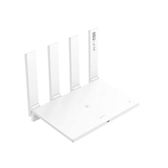 Huawei WiFi AX3 Pro WS7200 Wi-Fi 6 Plus Quad-core Router Mesh Wifi 6 system MU-MIMO Dual Band Gigabit Wireless Internet… 3 Multi-router mesh networking Wifi 6 Plus: IEEE 802.11 a/b/g/n/ac/ax , The HUAWEI WiFi AX3 can network with old HUAWEI Wi-Fi routers (with H button) to expand network coverage at home