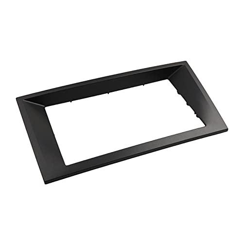 Yi Pin Doble DIN Fascia para Ford Mondeo 2002 – 2006 CD Facia Panel Estéreo montaje en tablero Kit Refit Frame