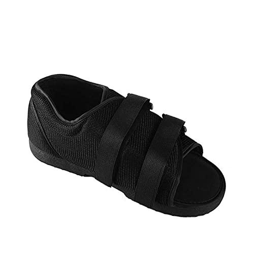 TYIU Toe posteriores Ajustables, Correas Ajustables de Soporte ortopédico para Huesos Rotos - Bota de Caminata Ligera para descargar Peso en la región del antepié 417 (Size : MM)