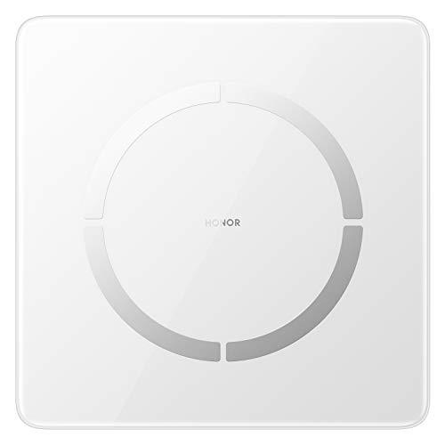 """HONOR Smart - Bilancia per grasso corporeo\""""Scale 2\"""" con Bluetooth per analisi del corpo e app"""