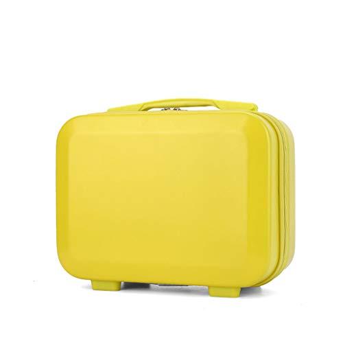 Mini equipaje de mano de viaje cosmético estuche pequeña bolsa de transporte maleta para maquillaje utilitario para usar