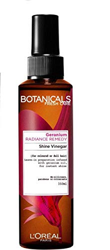Loreal Botanicals Radiance Remedy Shine Vinegar, 150 Ml