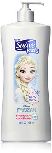 Suave Kids Disney Frozen II Tear Free Berry Flurry Shampoo + Conditioner - 28 fl oz