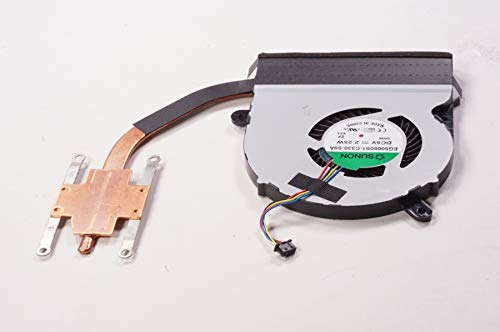 FMB-I Compatible with 13NB02Y1AM0601 Replacement for Asus CPU Cooling Fan with Heatsink Q301LA-BSI5T17