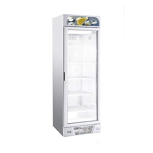 Armoire Negative Vitrée - 1 Porte 382 L - Combisteel - Vitrée