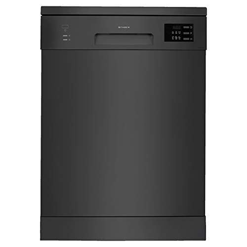 Faber 12 Place Setting Dishwasher (FFSD 6PR, 12S, Black)