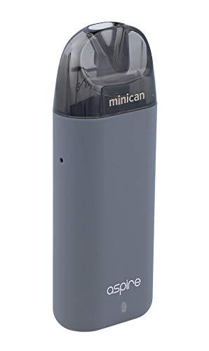 aspire Minican E-Zigaretten Set - Pod-System - 350mAh - Farbe: grau