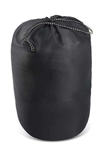 Bonan Mountain Gear 65L Mesh Sleeping Bag Stuff Sack | Sleeping Bag Storage Sack for Protecting Down Sleeping Bags, and Cotton Sleeping Bags | Multipurpose for Laundry and Comforter