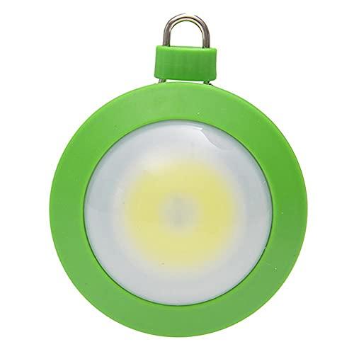 Screst Lámpara De Carpa, Carpa De Emergencia Portátil Linterna Magnetivo Pegado Led Lámpara De Campamento Lámpara Noche Luz Verde