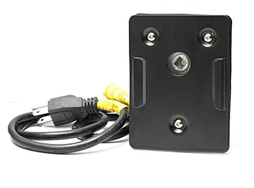 LS'BABQ Universal Grill Electric Replacement Rotisserie Motor 120 Volt 4 Watt On/Off Switch