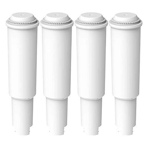 Waterdrop Claris White TÜV SÜD Zertifizierte Kaffee Filter, Kompatibel mit Jura Claris White 60209 68739 62911, Einschließlich Verschiedener Modelle von Nespresso Capresso Impressa Avantgarde (4)
