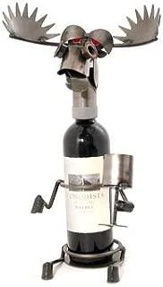 Yardbirds Richard Kolb Drinking Moose Wine Holder
