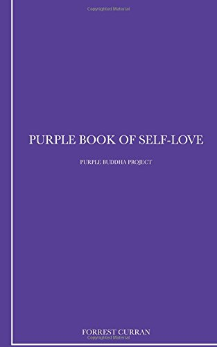 Purple Book of Self-Love: Purple Buddha Project