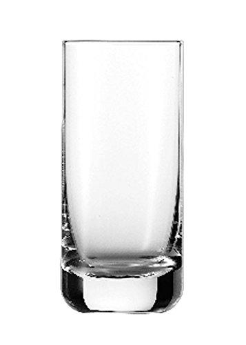 Schott Zwiesel Bierbecher/Wasserglas Convention Tritan Kristallglas / 6 Stück
