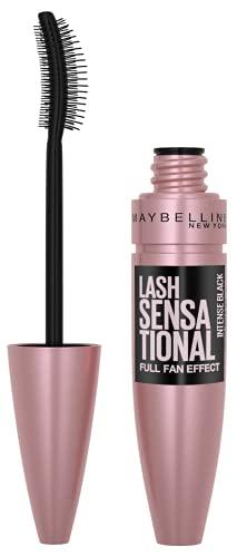 MAYBELLINE Sensational Lash, Mascara, Nero/Intense Black, 9.5 Millilitri