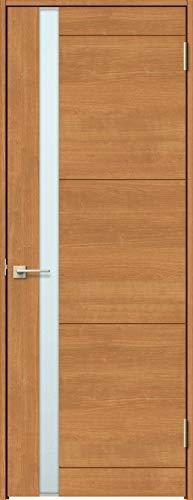 ラシッサS 標準ドア ASTH-LGP 錠付き 0820 W:824mm × H:2,023mm 吊元:左吊元 本体色/枠色:クリエラスク(LL) 枠種類:ノンケーシング171(壁厚:131-145) 沓摺:埋込沓摺(A枠) 把手:サークルB 鍵種類:丸型