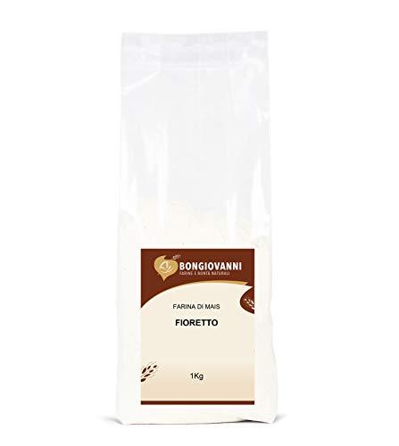 Farina di Mais Fioretto senza glutine 1Kg