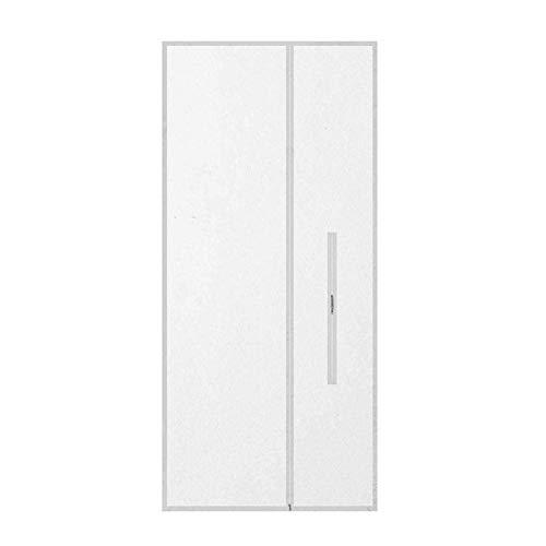 BANGSUN 1 junta de puerta con cremallera portátil para aire acondicionado secadora universal