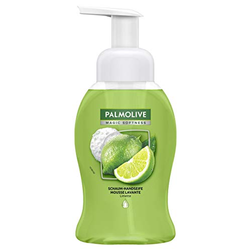 Palmolive Magic Softness Limette Schaum-Handseife, 250 ml