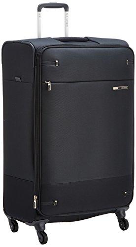 Samsonite Base Boost Spinner Suitcase, 78 cm, 113 L, Schwarz