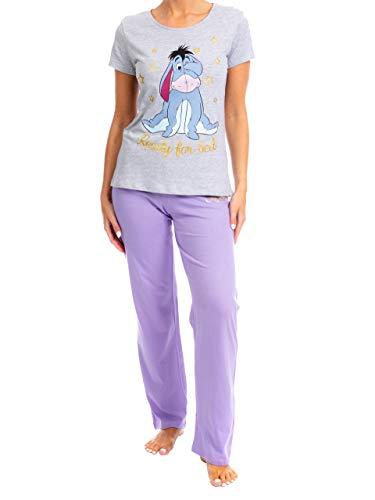 Disney Pijama para Mujer Ígor Morado Small