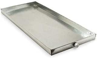 evaporator coil drain pan
