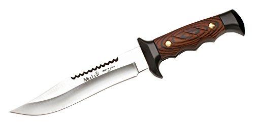 MUELA 5161M - Cuchillo de Caza con Funda de Piel
