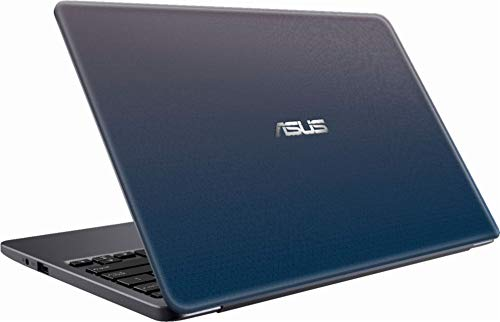 "ASUS Newest 11.6"" HD Laptop - Intel Celeron Processor, 4GB RAM, 32GB eMMC Flash Memory, HDMI, Bluetooth, Windows 10"