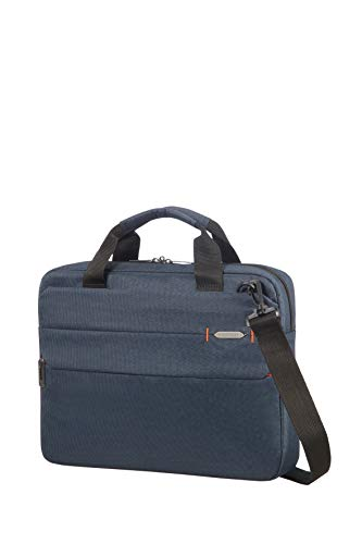 SAMSONITE Laptop Bag 14.1' (Space Blue) -Network 3  Equipaje de Mano, 0 cm, Azul