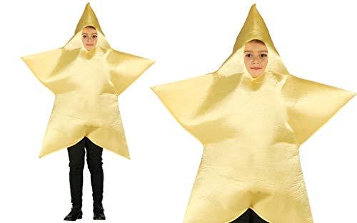 GUIRMA Disfraz de Estrella Infantil