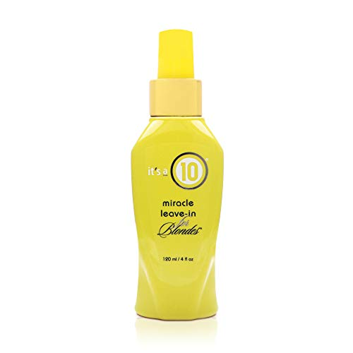 Best Hair Products For Blonde Hair