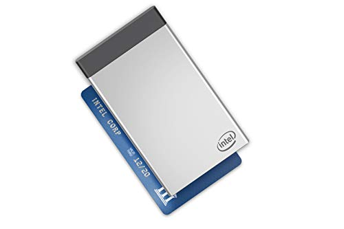 INTEL Compute Card CPU N4200 64GB Storage 4GB RAM Wireless-AC 7265 Bluetooth 4.2
