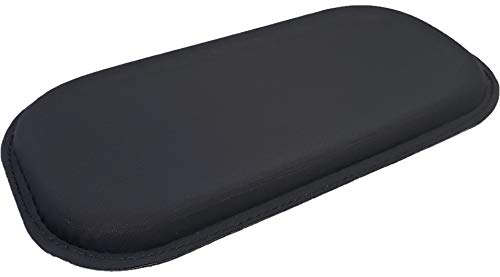 Anywhere, Anytime Arm/Wrist Rest Personal Comfort Gel Pad (4.5x8.5, Black/Non-Slip)