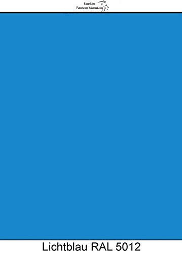 8,78/L - 10 Liter Lafazit Schwimmbeckenfarbe Poolfarbe Fischteichfarbe (Blau)