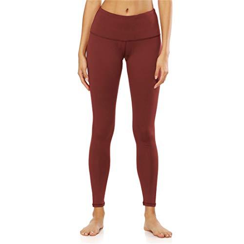 Fyj Sport Leggins Damen, Sporthose Yogahose Damen Leggings Yoga-Fitness-Hose, Jogginghose Sporthose Yoga Damen zum Laufen, Radfahren, Fitness Lange Streetwear- & Sporthose 2020 M