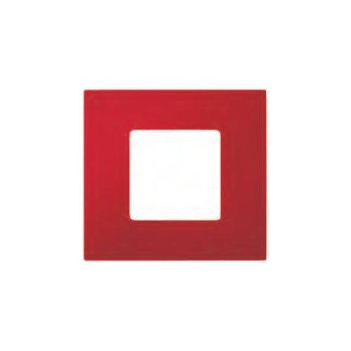 Simon 2700627-037 - Funda 2 Elementos Rojo
