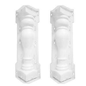 Bobotron - Molde para columna romana (60 x 14 cm)