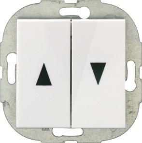 REV Ritter/DUWI Switching ArchiTaste Ice Jalousilber Schaltere