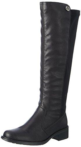 Rieker Damen Z7391 Stiefel, Schwarz (Schwarz 00), 39 EU