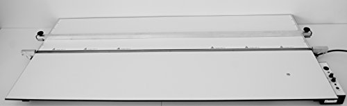 OVILI O-1301 Dobladora/Plegadora (1,3 m) para hacer mamparas de metacrilato, acrílico, PVC, ABS
