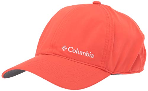 Columbia Coolhead II Gorra, Unisex Adulto, Bright Poppy, O/S