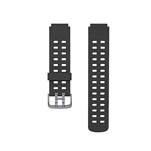 Silikon Uhrenarmband mit Schnellverschluss ID205 ID205L ID205S Ersatzarmbänder Fitness Tracker Smart Watch Verstellbares Armband Mehrere Farben
