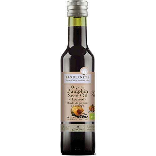 Aceite de semilla de calabaza (de semillas tostadas) BIO 250 ml - BIO PLANETE