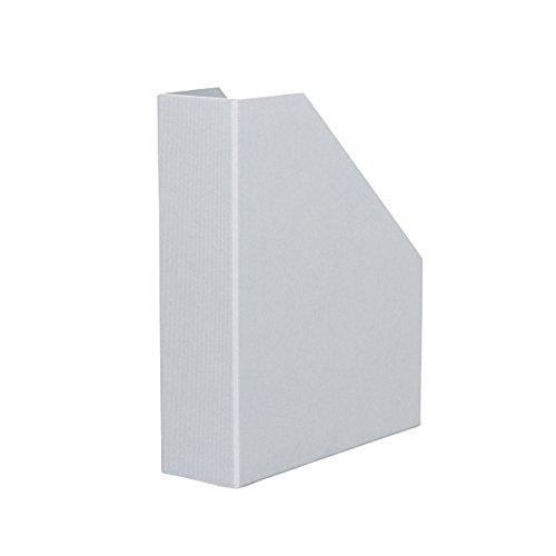 Rössler 1318452170 - S.O.H.O. Stehsammler für DIN A4, 8,5 cm, stone